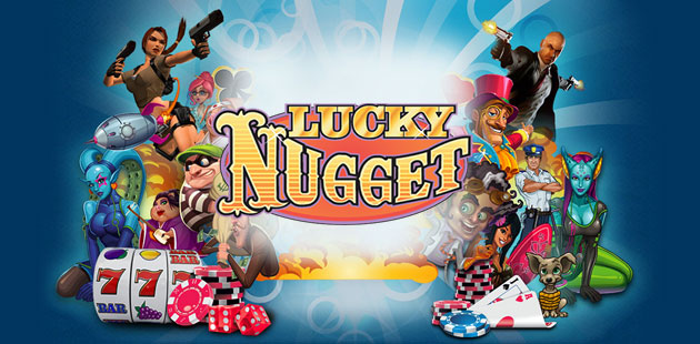 Play And Win Real Prize Money With Lucky Nugget Casino
