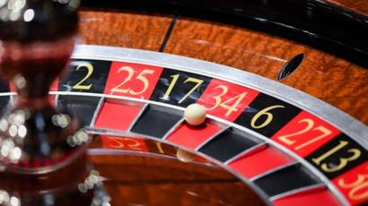 Gambling: Online Casino